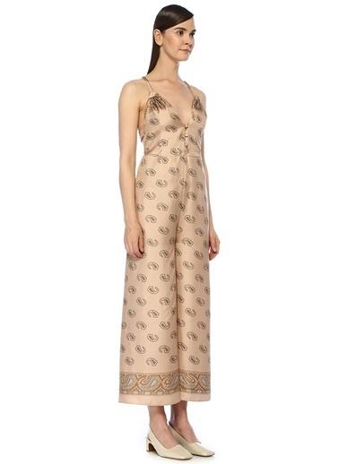 Nanushka Elbise Renkli